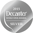 Decanter World Wine Award: Silver medal
